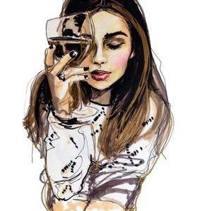 Lány a borral – Haladóknak