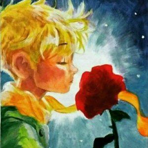 Kis Herceg a rózsával