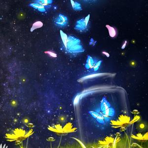 Világító pillangók – Középhaladóknak
