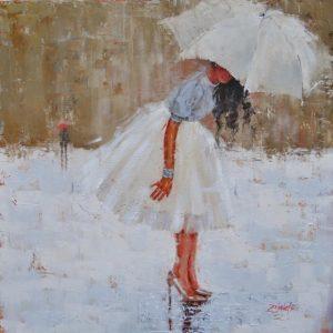 Esernyős kisasszony – Középhaladóknak