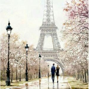 Romantika Párizsban – Középhaladóknak