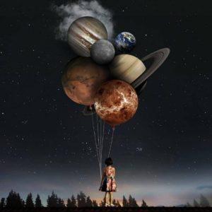 Háztetőn a bolygókkal – Középhaladóknak