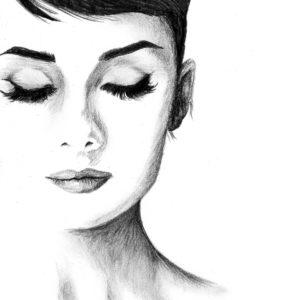 Audrey. – Haladóknak