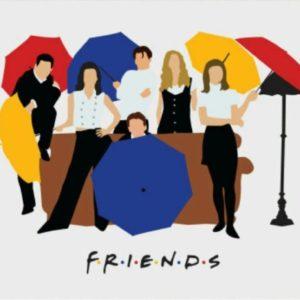 Friends – Középhaladóknak