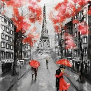 Szürke – Piros Párizs – Kezdőknek