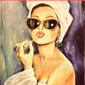 Fashion lover – VIDEÓS Festés