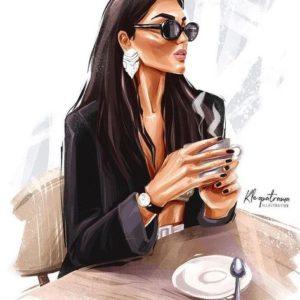 Nő a napszemüvegben – Haladóknak