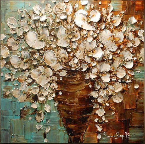 Susanna Shap - 3d virágok kaspóban