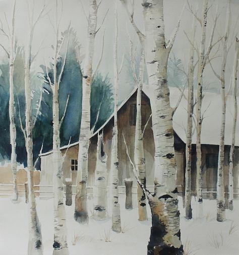 Bethany Pinnock - Tél az erdő mélyén