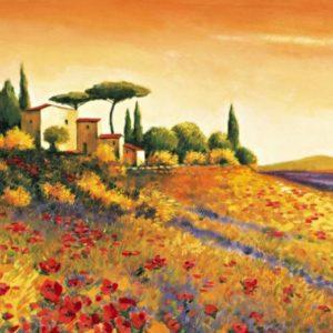 Richard Leblanc - Mediterrán táj
