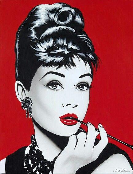 Antonio De Felipe- Audrey Hepburn