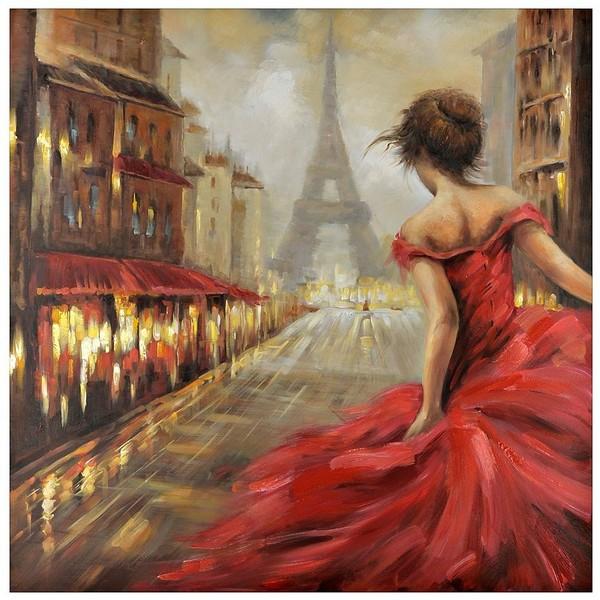 Ismeretlen festő - Párizs