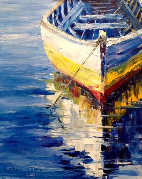 Vladimir Nezdiymy - Hajó a tengeren
