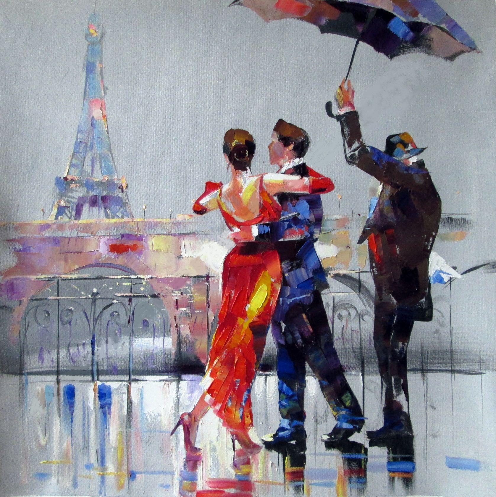 Cristian Vernet - Szerelmesek tánca Párizsban