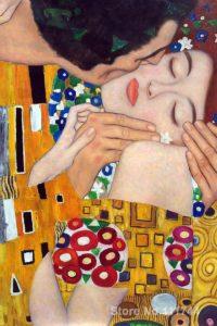Gustav Klimt - A csók