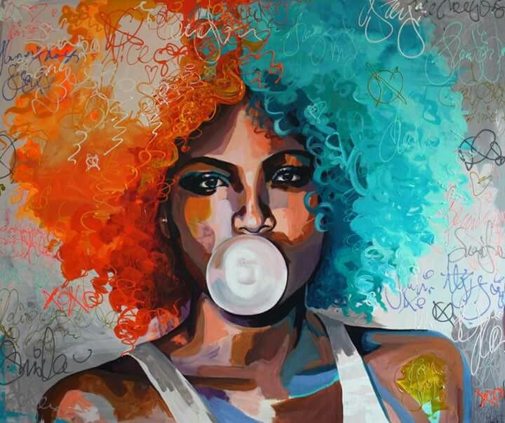 Ismeretlen festő - Bubble Gum