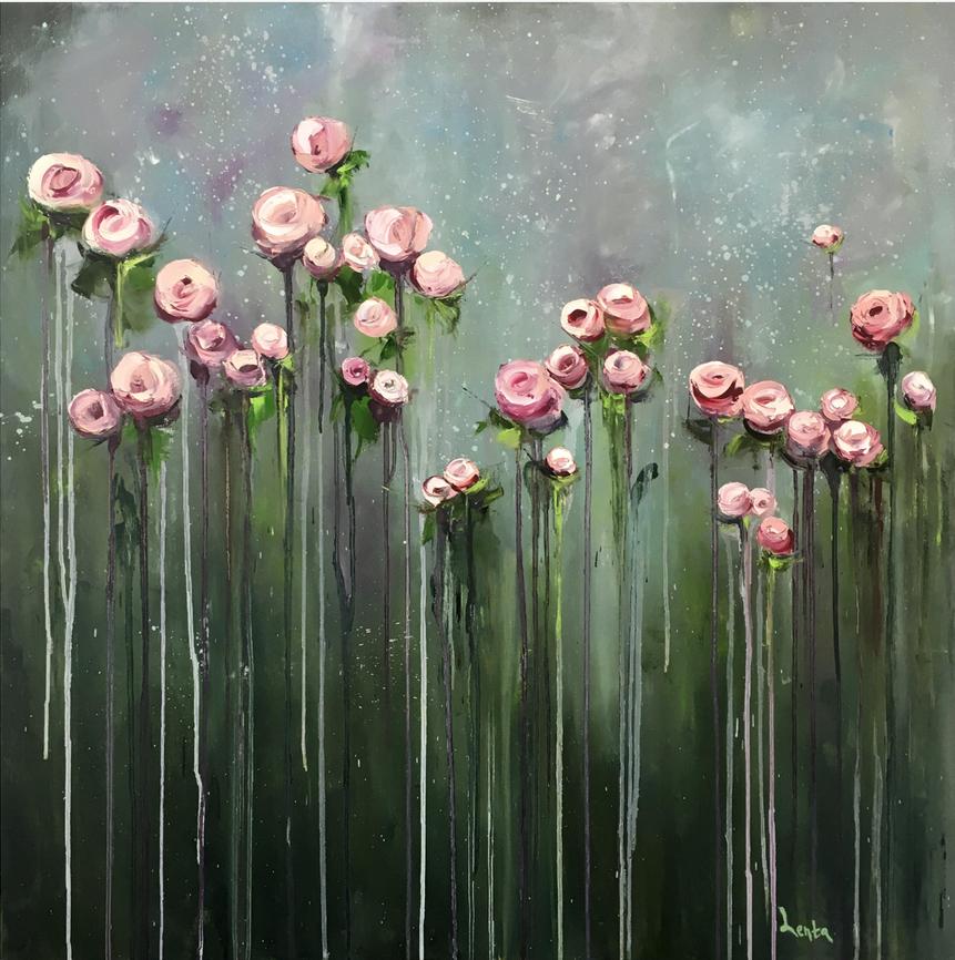 Lenta - Lefolyós rózsák