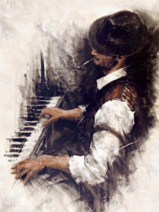 Remi Labarre - Zongoraművész