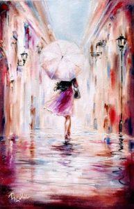 Csinosan az esőben