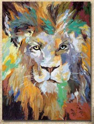 Az oroszlán az úr