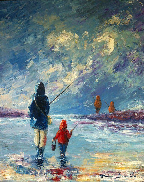 Családi horgászás