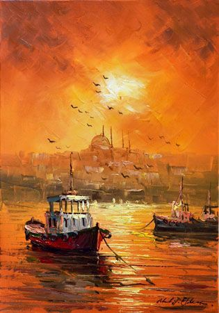 Isztanbuli pillanatkép