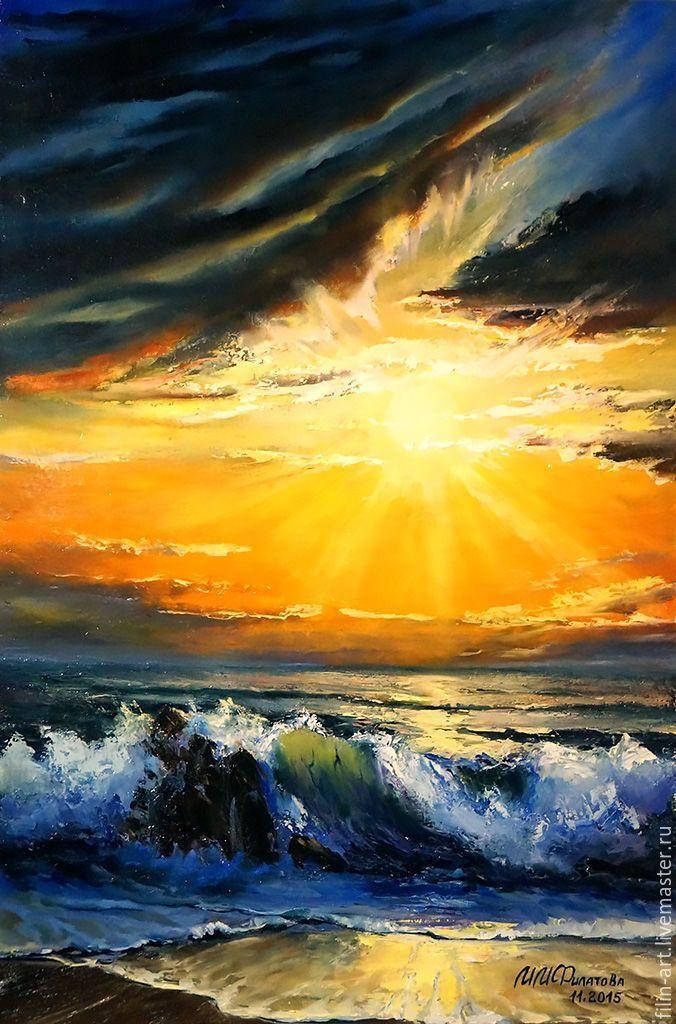 Punatoba - A napfény és a tenger találkozása