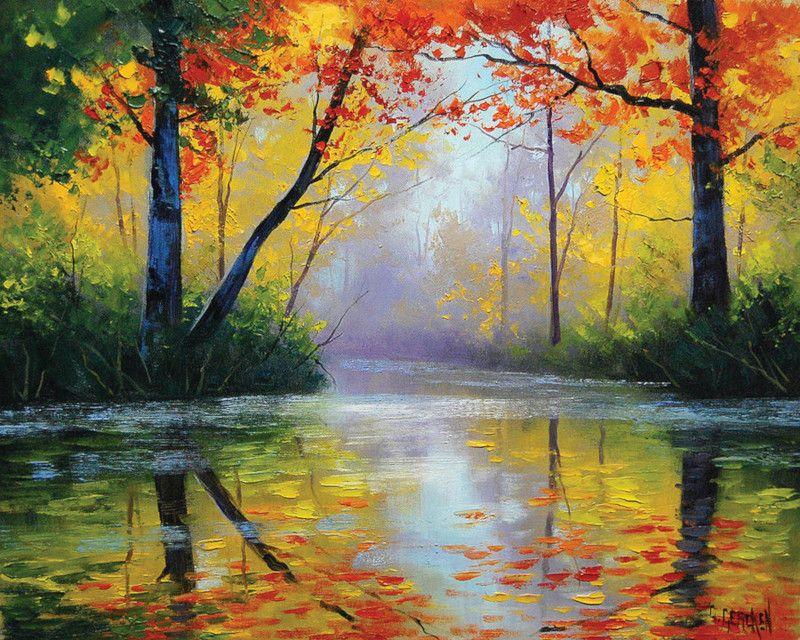 Graham Gercek - Arany erdő