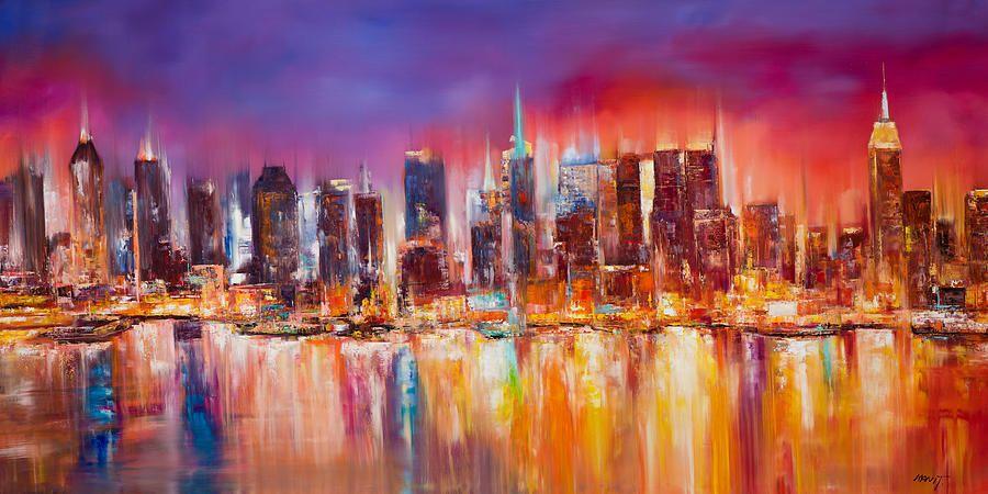 vibrant-new-york-city-skyline-manit