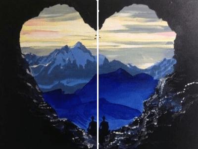 Páros-festés-Csodás-kilátás-1