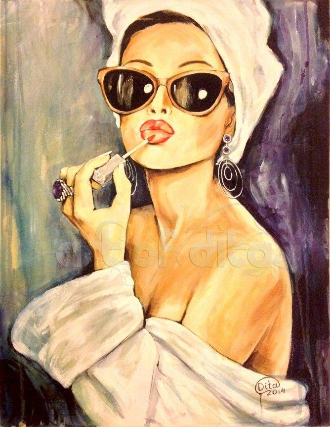 Dita Omuri - Fashion lover