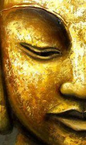 Arany Buddha