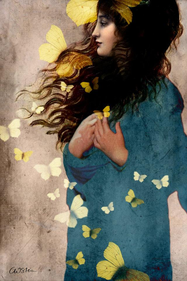 Catrin Welz-Stein - Pillangó fújta