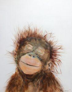 Tündéri orángután