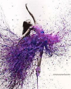 Ashvin Harrison - Lillafröcskölős balerina