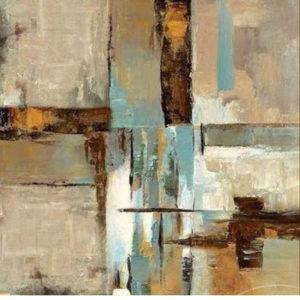 Absztrakt – Stúdiós festés