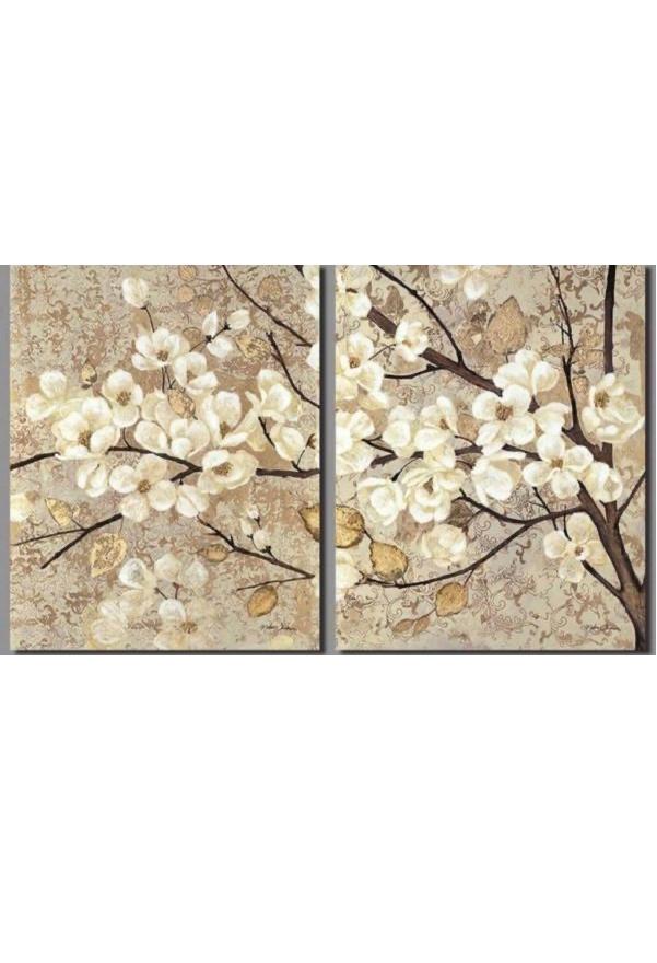 Pasztell virágok - YourArt Élményfestő Stúdió