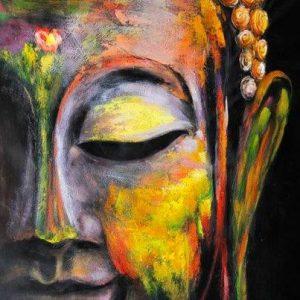 Mason – Buddha painting